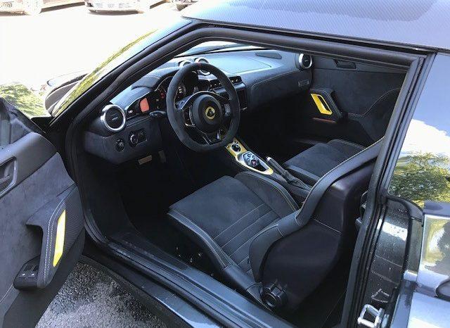 Lotus Evora GT410 Sport complet