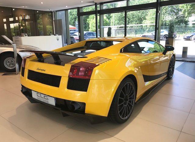 Lamborghini Gallardo Superleggera complet